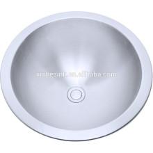 304 lavabos en acier inoxydable, lavabos