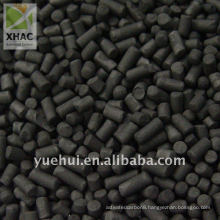 XH BRAND:4mm PELLET SHAPE COAL BASE ACTIVATED CARBON
