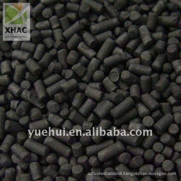 XH BRAND:4mm PELLET SHAPE COAL BASE ACTIVATED CARBON