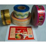 BOPP laminated film packaging for instant noodle