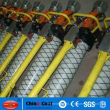Pneumatisches Jumbolter-Ölplattform-Maschinen-Dach Bolter für den Bergbau