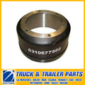 Trailer Parts of Brake Drum 0310677560 for BPW