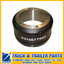 Trailer Parts of Brake Drum 0310677560 for BPW