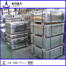 Elektrolytisches Blech für Zinnbehälter