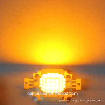 10W Yellow 900mA 7-9VLED Integrated High power LED Beads