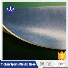 suelo plástico del vinilo comercial del suelo del PVC del piso multi del pasillo