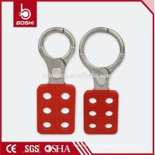 """Bloqueo de cerrojo de seguridad de 1 """"y 1,5"""" con ganchos, bloqueo principal hasp BD-K12"""