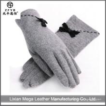 Chine Wholesale Gants faits sur mesure de laine de main
