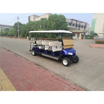 8 seats electrical golf cart with ce