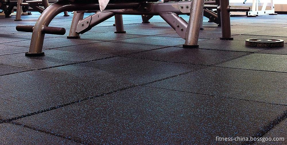 Rubber Tile Flooring Floor Tiles Tire China For Gym
