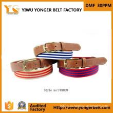 Cinturón ancho de señora atractiva hecho en China