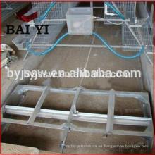 máquina del raspador del abono de las aves de corral para la casa del pollo de las aves de corral