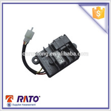 Quality assurance DC voltage converter for motorcycle
