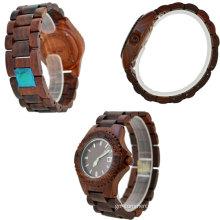 Stylish Waterproof Wooden Watch, Wrist Wooden Watch