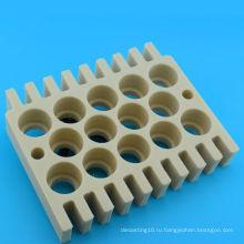 MC литого нейлона стержня лист обрабатываемых пластиковых деталей