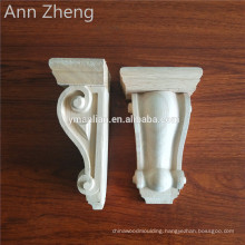 Hand Curved Quality Furniture cheap wood corbels for sale
