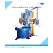 Used manual vertical turning lathe machine Price for hot sale in stock