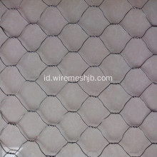 2,7 mm Galvanized Gabion Box untuk River Bank Project