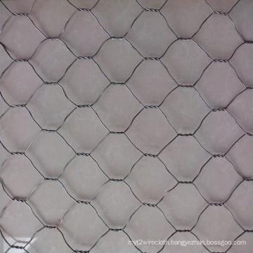 2.2 mm Galvanized Hexagonal Gabion Basket