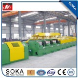 Hot sale best price Advanced global sales of Straight Line iron wire drawing machine
