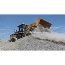 Pemasangan Roda SEM658C Perfect Machine For Yard Mineral