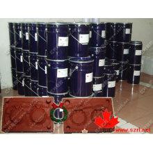 PVC plastic manual mold liquid silicone rubber