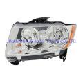 Headlight Left Body for Scania Volvo Daf Benz Man Iveco