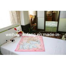 Cobertor de bebê poliéster 100% (NMQ-LBB007)