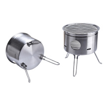 Portable Folding Grill BBQ Grill For Outdoor Camping