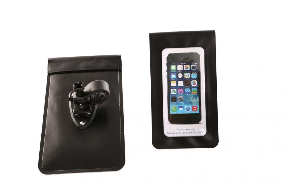 smartphone bicycle dry bag