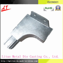 Connecteur en métal moulé moulé sous pression et en aluminium polyvalent et polyvalent pour meubles