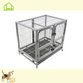 Heavy Duty Dog Cage mit Rädern