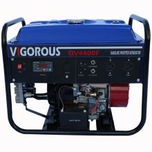 4KW Dual Fuel Inverter Generator
