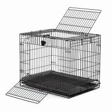 PVC beschichtete Pet Cage mit Kunststoff-Chassis (TS-E103)