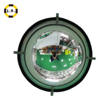safety 60cm acrylic full dome convex mirror