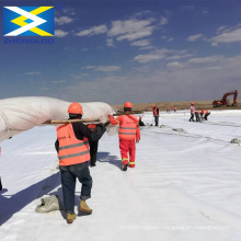 Nonwoven Needle Punched Polyester Geotextile fabric Non-woven Geotextiles for Road Covering