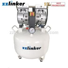 LK-B21 China Cheap Dental Equipment compressor de ar livre de óleo