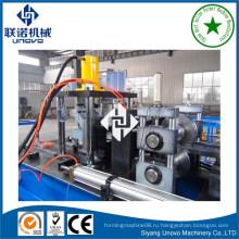 Производственная линия для стеллажей для стальных профилей для хранения