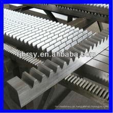 Design profissional Rack de engrenagem de aço