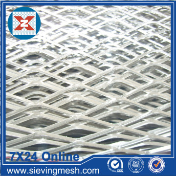 Mesh Metal Expanded Galvanized