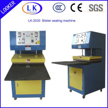 High speed glue blister pack machine