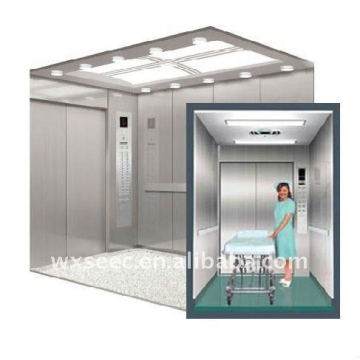 Hospital Patient Bed Elevator