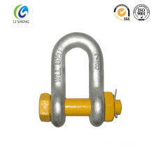 G2150 us drop forged d shackle