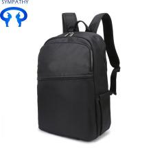Leisure backpack black computer bag backpack