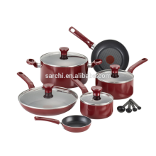Nonstick Cookware Set Aluminum pots and pans