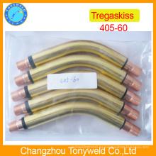 Tregaskiss 405-60 mig piezas de soldadura cuello de ganso