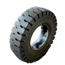 Roue de pneu en caoutchouc solide pour brouette libre