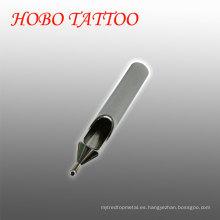 Venta al por mayor aguja de tatuaje de acero inoxidable consejos de productos de belleza suministros