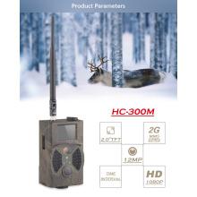 2G SMS MMS E-Mail Versteckte Kamera HC-300M Remoter digitale Infrarot-Jagd-Kamera