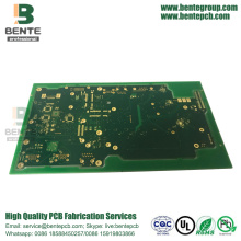 Fabrication de carte PCB multicouche de la carte PCB de 0.25mm IT180 8-couches